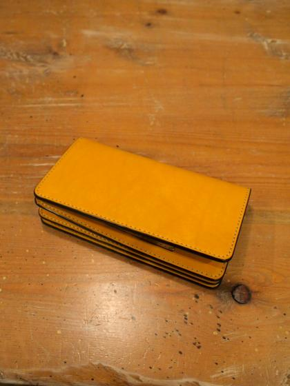 LEATHER WALLET TYPE02-LONG-