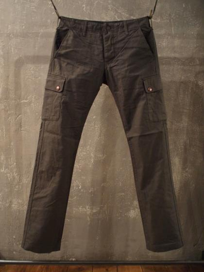 SD Cargo Slim Straight Pants