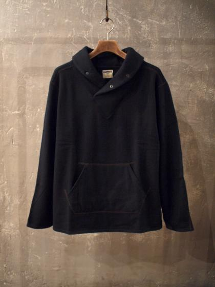 Shawl Collar Sweat