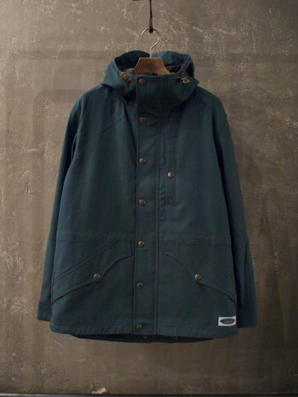 LIGHT MORTORCYCLE PARKA
