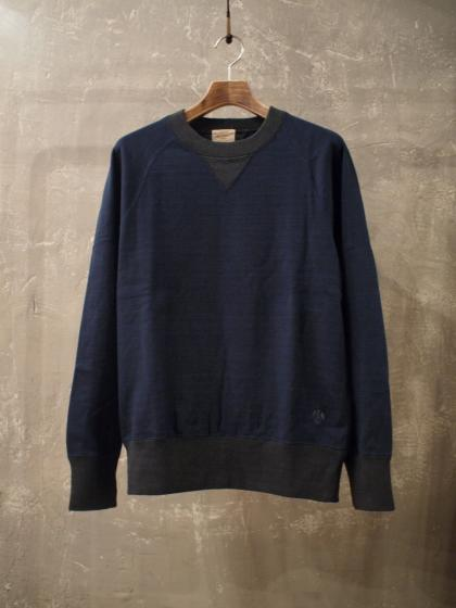 Smoky Raglan Sweat