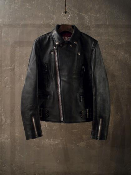 SHEEPSKIN DOUBLE RIDERS JKT