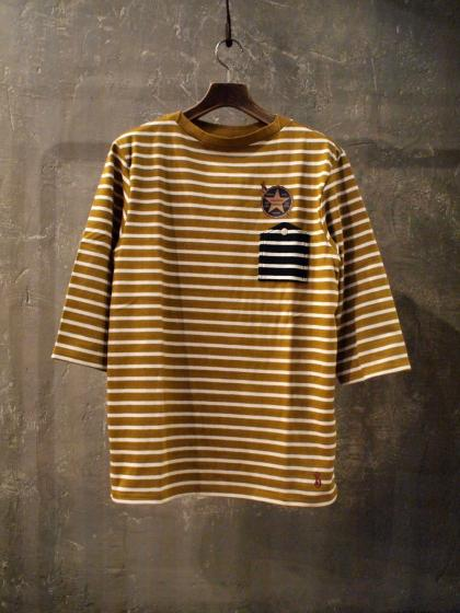 OLD NECK BORDER TEE