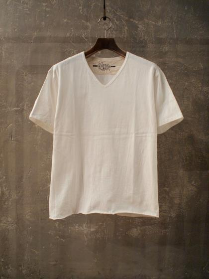 HEAVEY DUTY V-NECK T-S