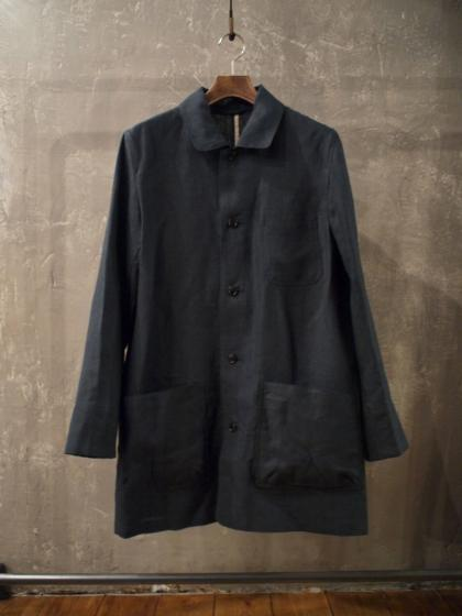 Hemp Work Coat