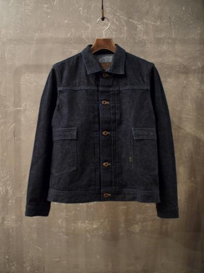 DENIM JUMPER<KIBATA-OW>