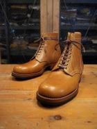 NPT Plain-Toe Lace up Boots <LBT>