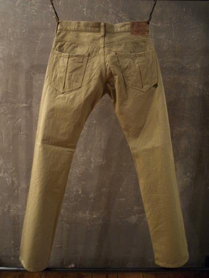 PP TIGHT-STRAIGHT PANTS-CHINO-