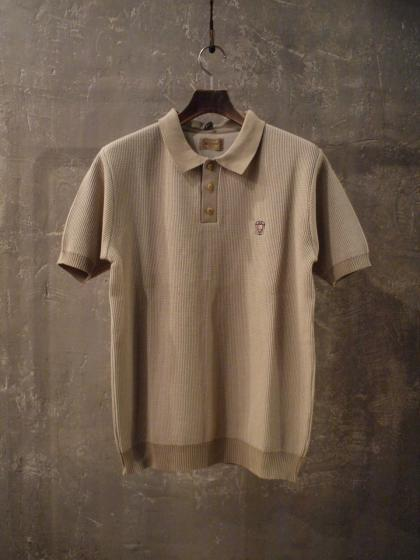 KNIT POLO SHIRTS