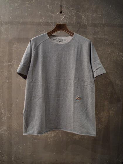 HEAVY DUTY RAGLAN T-S