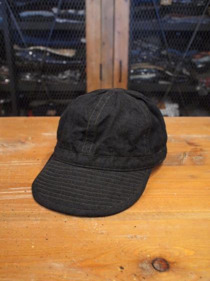 COTTON WORK CAP -CHINO-