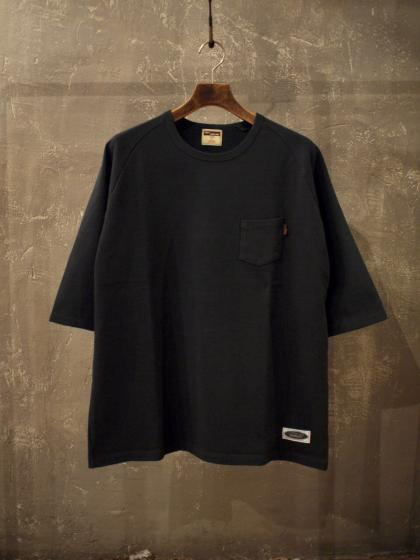 HALF LENGTH SLEEVE HEAVY TEE