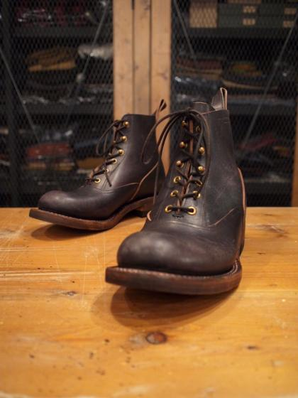 Balmoral boots/VINCENT