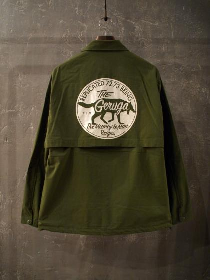 COACH JACKET-The Motorcycle...-