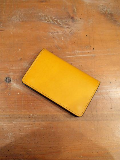 LEATHER WALLET-MIDDLE-