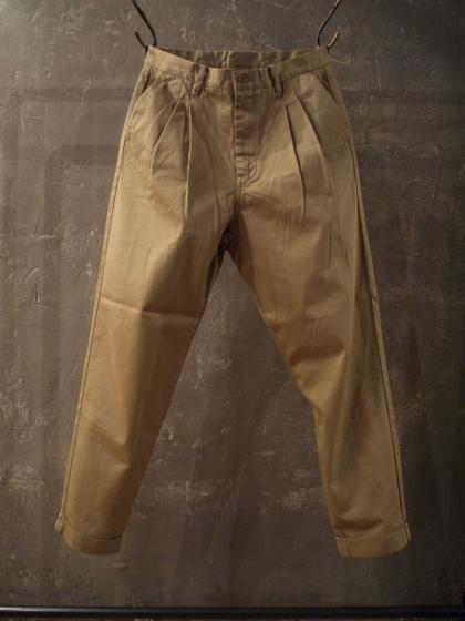 2-TAC TAPERED TROUSERS