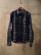NATIVE FRLANNEL RANCH SHIRT