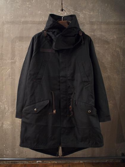 Fishtail Parka -Plain-