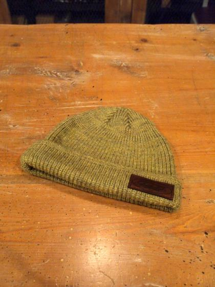 WATCH KNIT CAP-PLAIN-