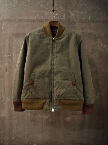 Solid Flight Jacket