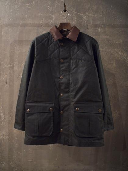 Oiled Cotton Bedale JKT