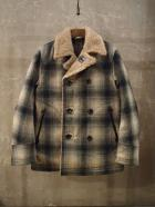 OMBRE PLAID RANCH P-COAT
