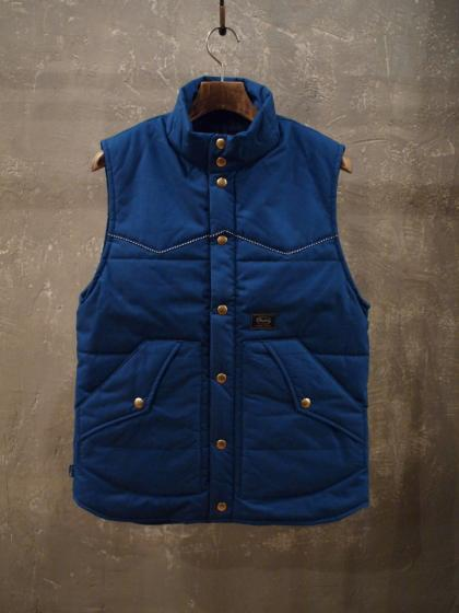 COTTON VEST -INSIDE OUT B-