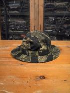 Fatigue Hat/Tiger camo