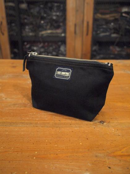 ACCESSORY POUCH -DENIM-