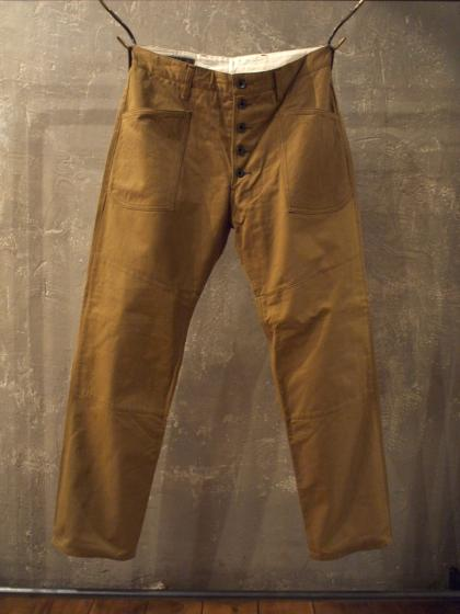 HOLIDAY PANTS-CHINO-