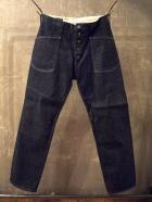 HOLIDAY PANTS-DENIM-